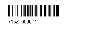 Cargo Control Example Label